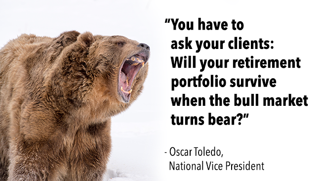 blog bull market turns bear quote