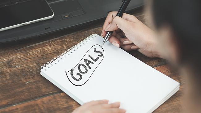 blog four goals